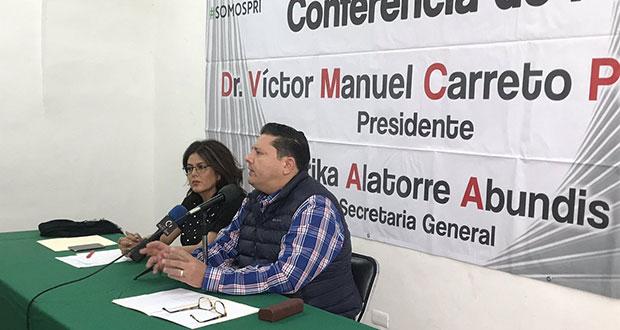 Ayuntamiento no pudo con plebiscitos, critica Carreto Pacheco