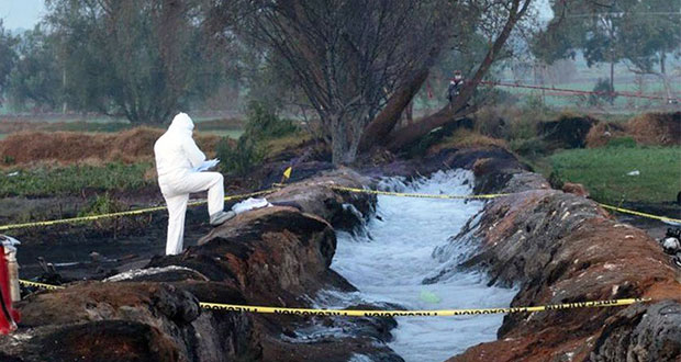 Suman 91 muertos a 3 días de explosión en Hidalgo