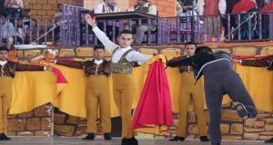 Presentan ópera en inauguración de Espartaqueada Cultural de Antorcha