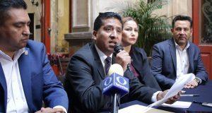 """5 diputados denuncian a SGG y Finanzas por """"coacción"""" a ediles"""