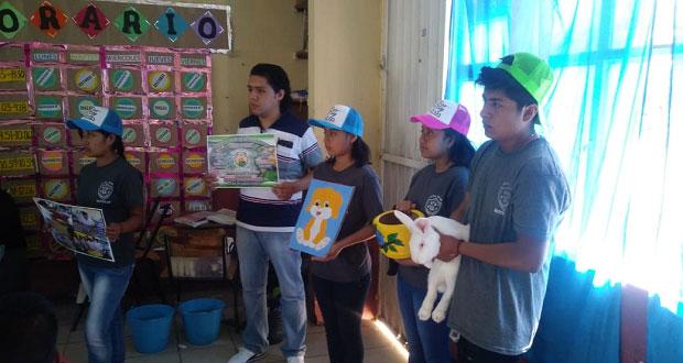 Abre CBTA de Huitzilan periodo de preinscripción