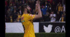 Tigres es el nuevo líder del futbol mexicano