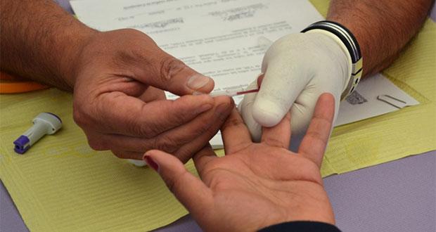 En BUAP, realizan campaña de detección oportuna de VIH