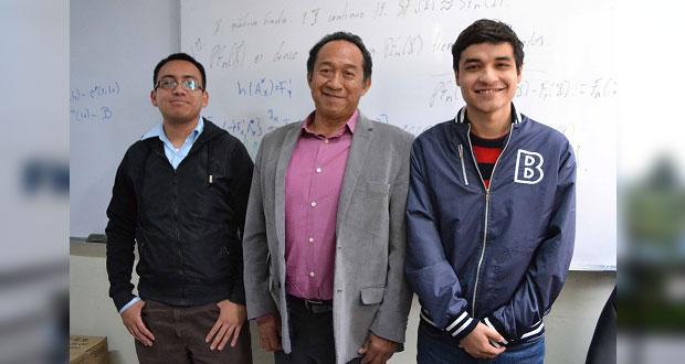 BUAP entrena a jóvenes para competir en olimpiadas de matemáticas