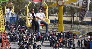 BUAP festeja 14 de febrero con Feria de San Valentín