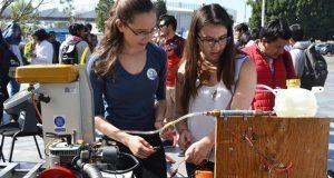 La BUAP impulsa equidad de género en la ciencia con conferencias
