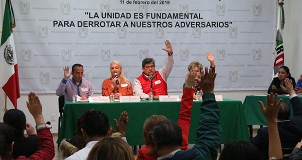 CEN del PRI emitirá convocatoria para candidatura a gubernatura