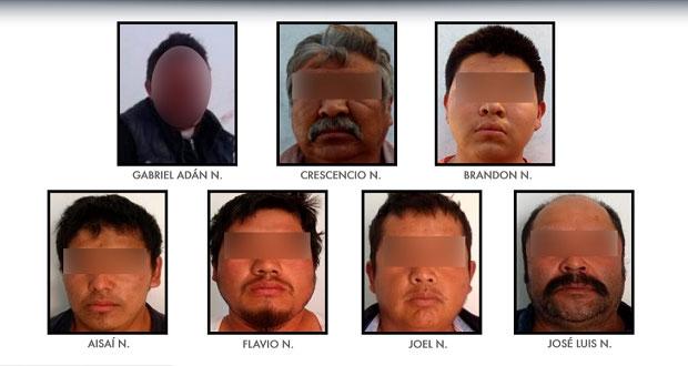 """Cae banda """"Los Richards"""" por huachicol y ejecutar a policías en Los Reyes"""