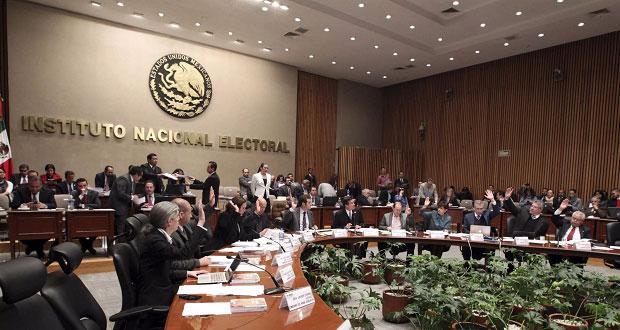 INE desecha queja de PAN contra Barbosa por actos anticipados de campaña