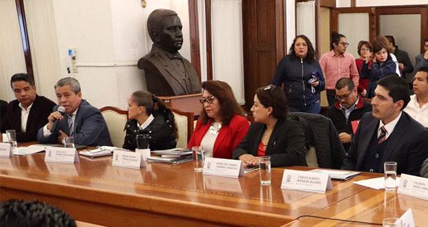 Congreso analiza aprobar línea de crédito de 200 mdp para BUAP
