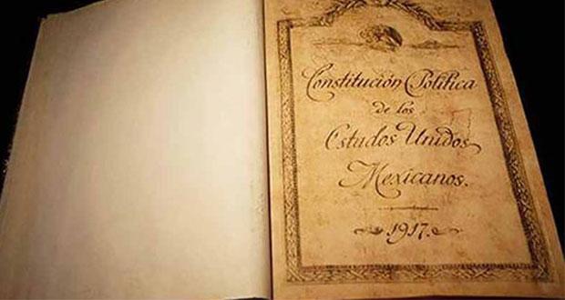 Constitución federal cumple 102 años y la han reformado 707 veces