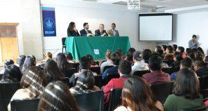 Derecho de la BUAP y Colegio de Abogados acuerdan colaboración