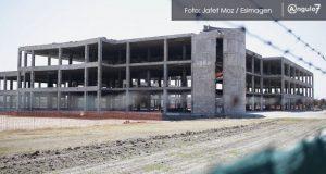 Por inconformidad de empresa, IMSS suspende trabajos en nuevo San Alejandro