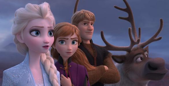 Lanzan primer tráiler de Frozen 2 y causa furor en redes