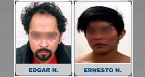 FGE vincula a proceso a dos responsables de robo a comercio
