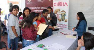 Empresas ofertan 150 vacantes en jornada de empleo en Cuautlancingo
