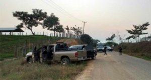 Enfrentamiento entre policías y secuestradores deja seis muertos