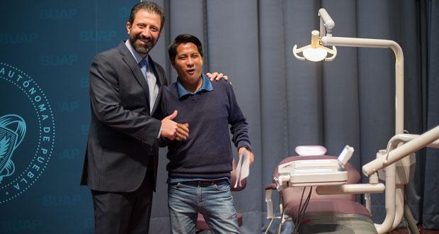 Estomatología de BUAP, de las mejores del país: vicerrector