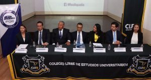 FGE convoca a estudiantes del CLEU a incorporarse a la institución