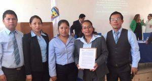 Firman escuelas de Tecomatlán e Izúcar convenio de intercambio