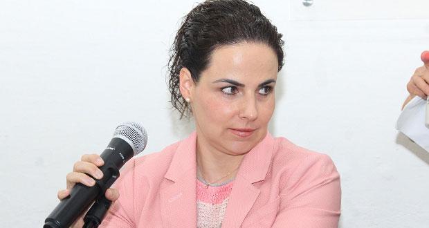 Comisionada del Itaipue niega parentesco con Martha Erika Alonso