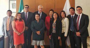Gobierno estatal establece agenda conjunta con alcalde de Tepeaca