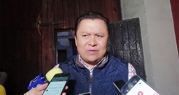 """Nueva dirigencia sindical """"una vacilada""""; sólo hay una: Juárez. Foto: Edgar Guzmán"""