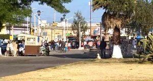 En Huejotzingo, atacan a policías y alcaldía por linchamiento frustrado