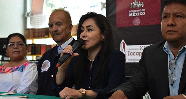 IMSS promoverá alimentación saludable entre indígenas de Zacapoaxtla