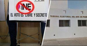 TEEP impugna que INE organice elecciones extraordinarias en Puebla