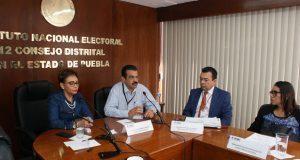 INE en Puebla contrata a 2,200 supervisores y capacitadores
