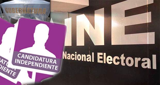 INE da a Alejandro Amoróz constancia de aspirante a la gubernatura