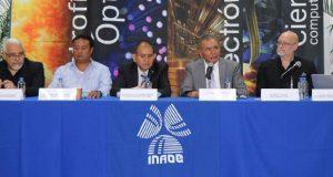 SSP mantiene reuniones con Inaoe sobre estrategias de seguridad