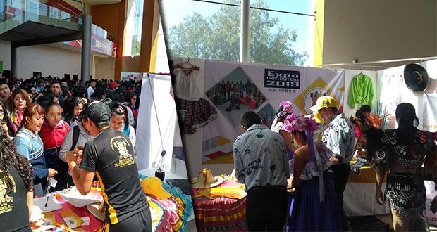 Instituto Macuil Xóchitl participa en expo universitaria de Edomex