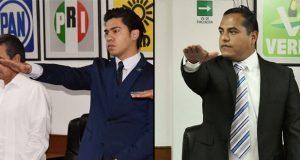 Pablo Necoechea asume como representante de MC ante INE en Puebla