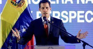 Guaidó exige a militares que desbloqueen ayuda para Venezuela
