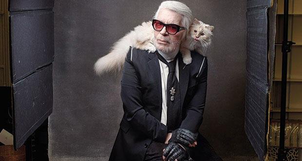 Tras muerte del diseñador Lagerfeld, su gata Choupette hereda fortuna