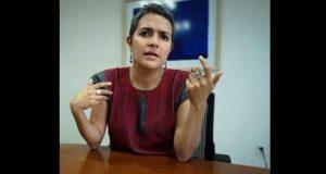 Karla Quintana, nueva titular de la Comisión Nacional de Búsqueda