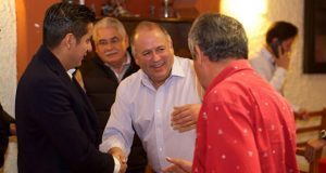 Lorenzo Rivera mantiene acercamiento con PRI de Puebla