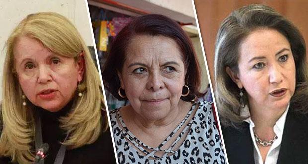 AMLO envía terna para ministra de SCJN, incluye a esposa de Riobóo
