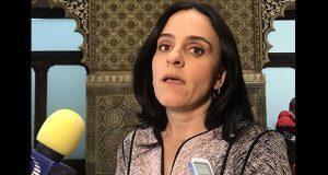 Huerta me nombró coordinadora de bancada panista: Mónica Rodríguez