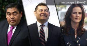 Barbosa, Armenta y de la Sierra buscarán la candidatura por la gubernatura