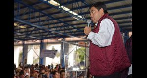 """Barbosa asegura que """"nunca se ha ido"""" y sigue luchando por Puebla"""