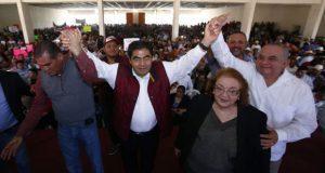 Es tiempo de reconciliación y devolver seguridad a Puebla: Barbosa