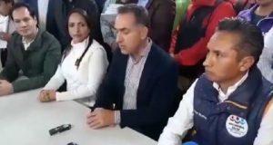 Morena-PT-PVEM, juntos para la gubernatura y 3 alcaldías