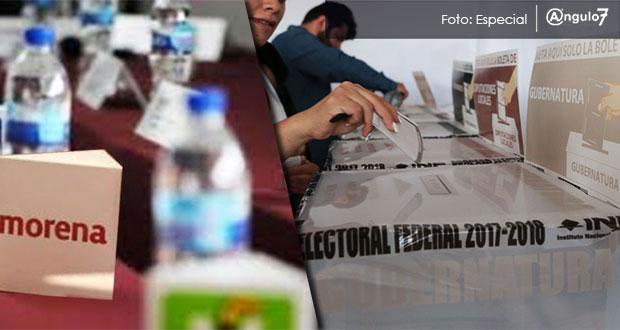 Morena irá en coalición con PT y PVEM, no con aliados del PAN: Barbosa
