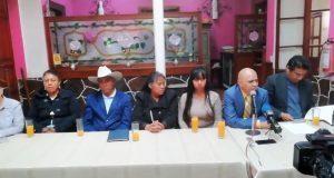 Agrupación campesina respalda a Barbosa para candidato de Morena