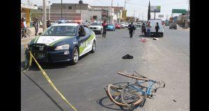 Niña de 6 años en bicicleta muere atropellada en San Pedro Cholula
