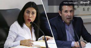 Merino releva a Trujillo como líder de PES en Congreso local