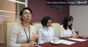 "En Puebla, 52 % de notas sobre feminicidios ""faranduliza"" a víctima: Ovigem"
